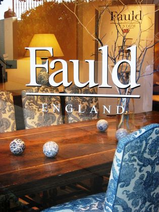 Welcome to Fauld England